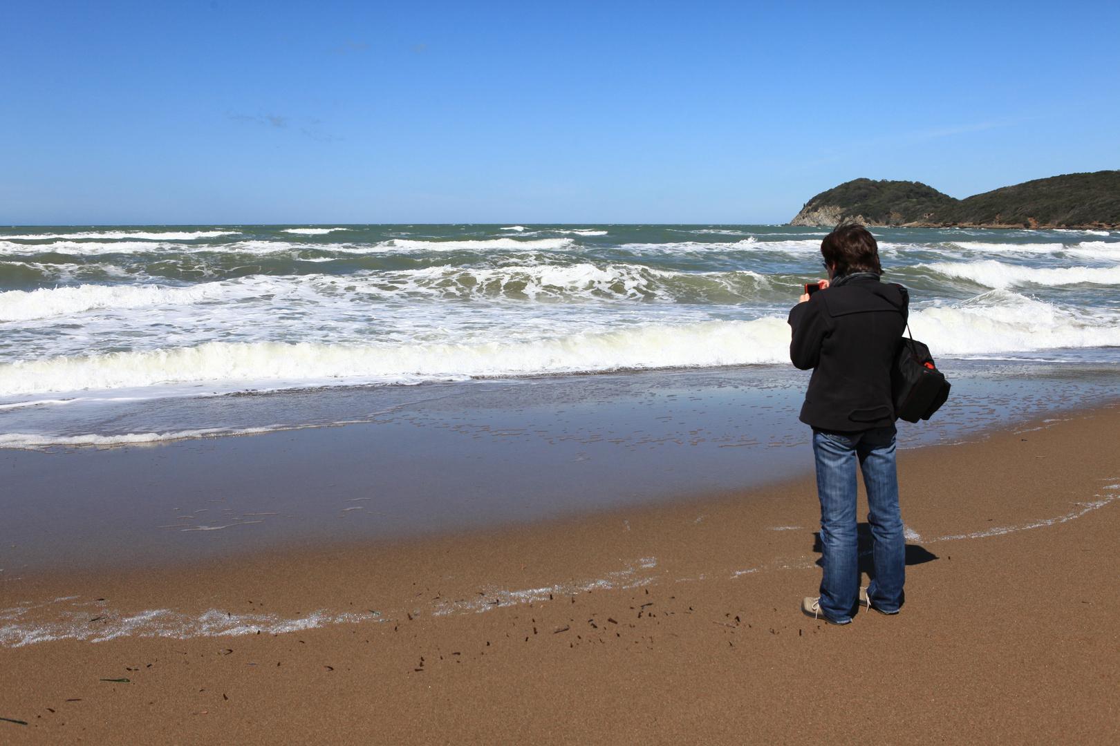 golfo di Baratti e io