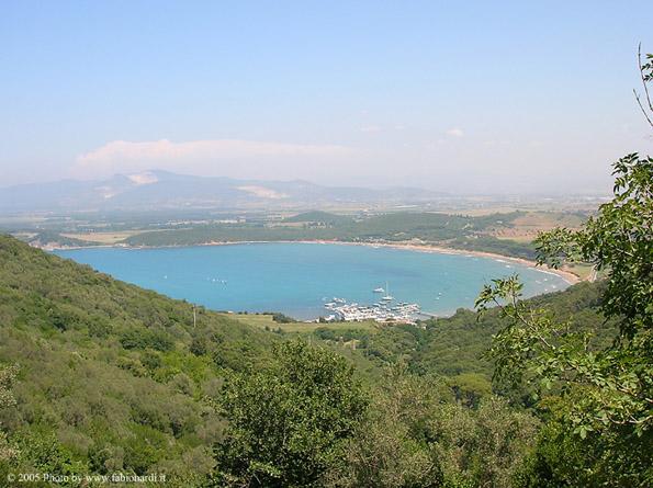 Golfo di Baratti - Toscana