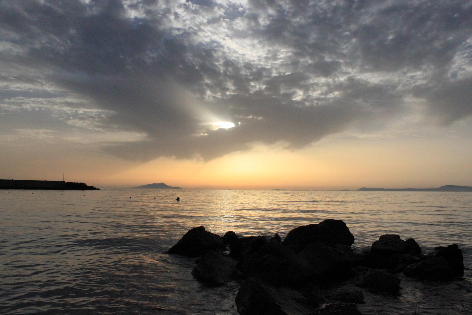 Golfo di Napoli (con Ischia, Procida ...)