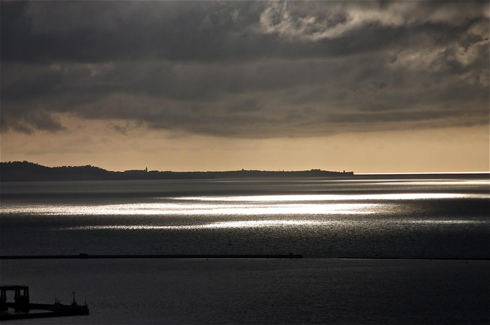 ...golfo di Trieste...