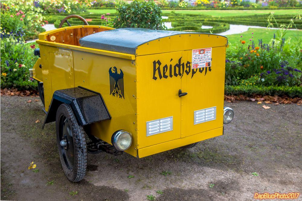Goliath Goli Rapid  D 1931 und 1932 bei Classic Cars Schwetzingen