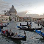 Gondel- oder Träumeabend und St. Maria della Salute