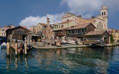 Gondelwerft- Venedig