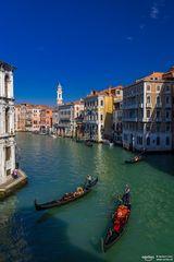 Gondola at Canale Grande