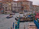 Gondola auf dem canale grande
