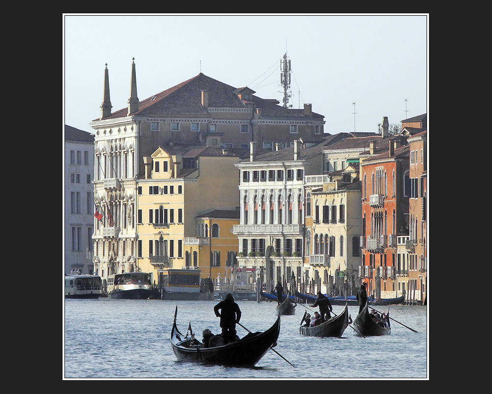 Gondole veneziana