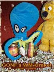 GONF's WM-Orakel präsentiert vom gelben Bär