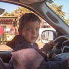 Gonzalo conduciendo!!!!!