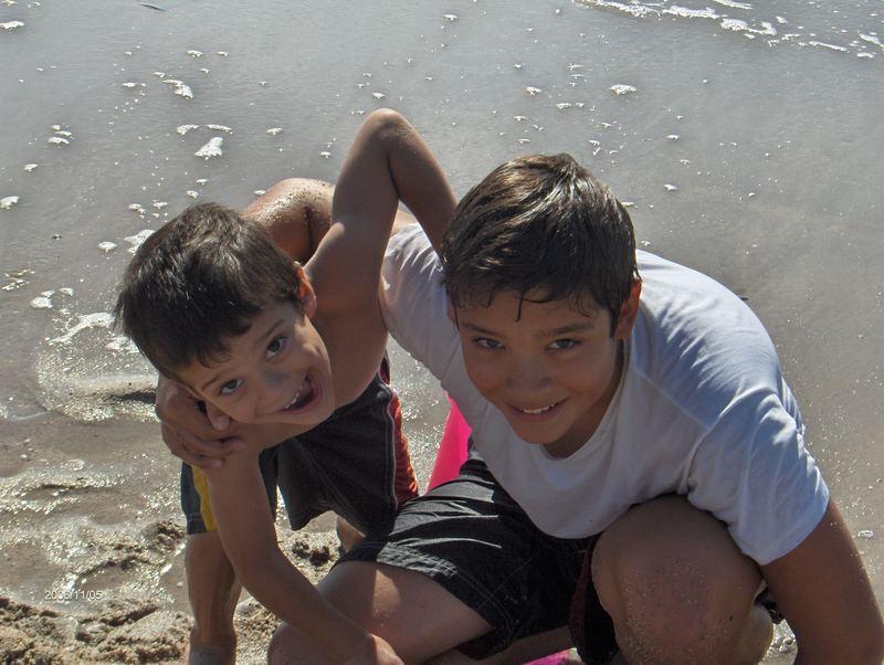Gonzalo y jorge