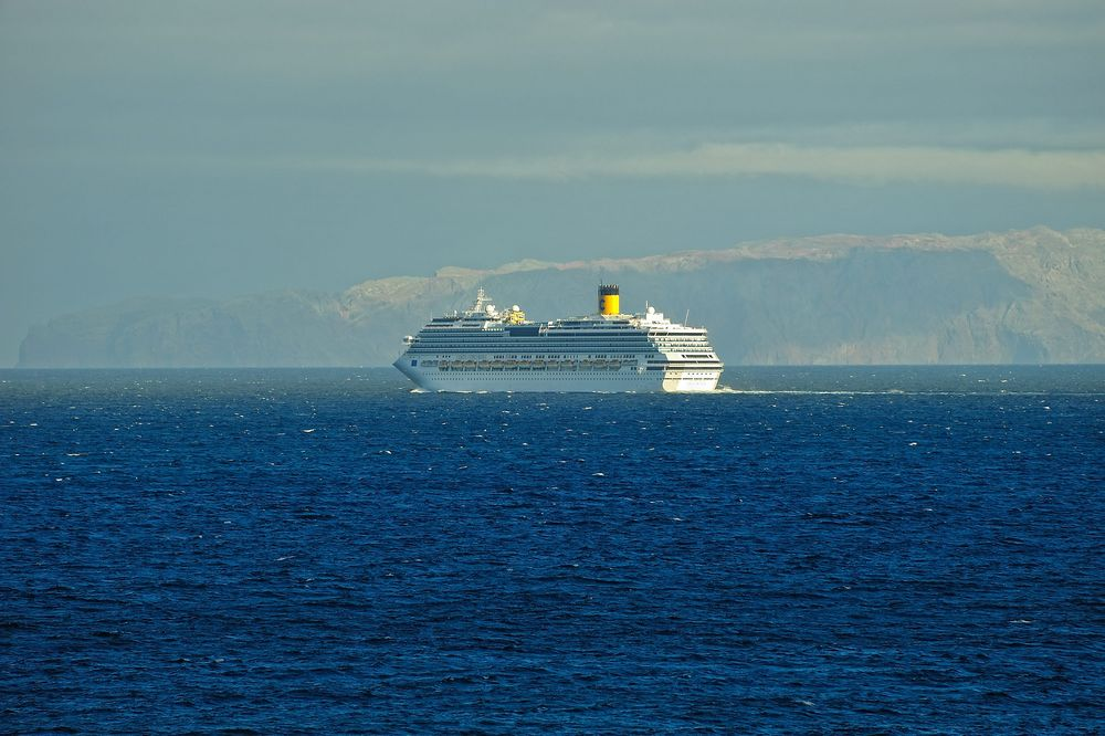 good bye Costa Concordia