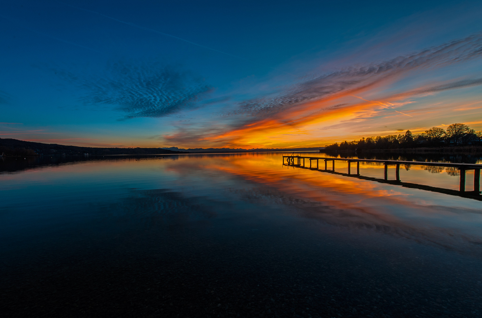 Good Morning - Ammersee 1