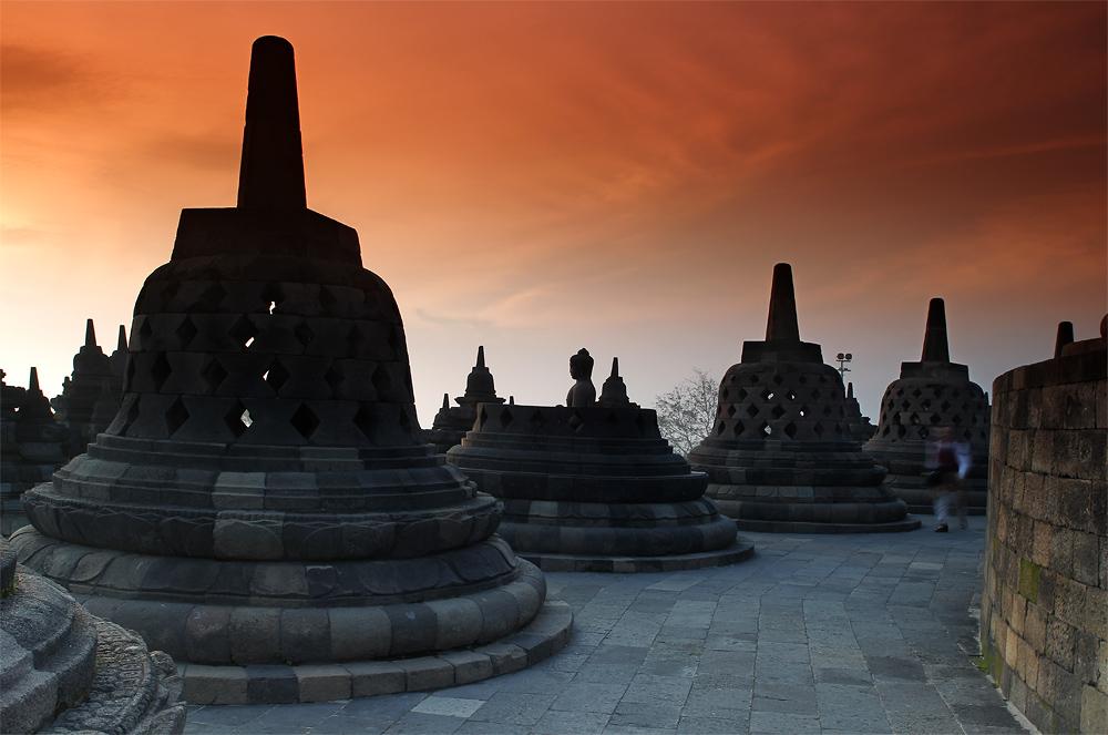 Good Morning Borobudur #2
