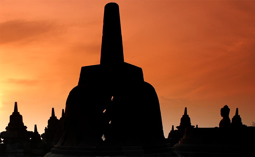 Good Morning Borobudur #4