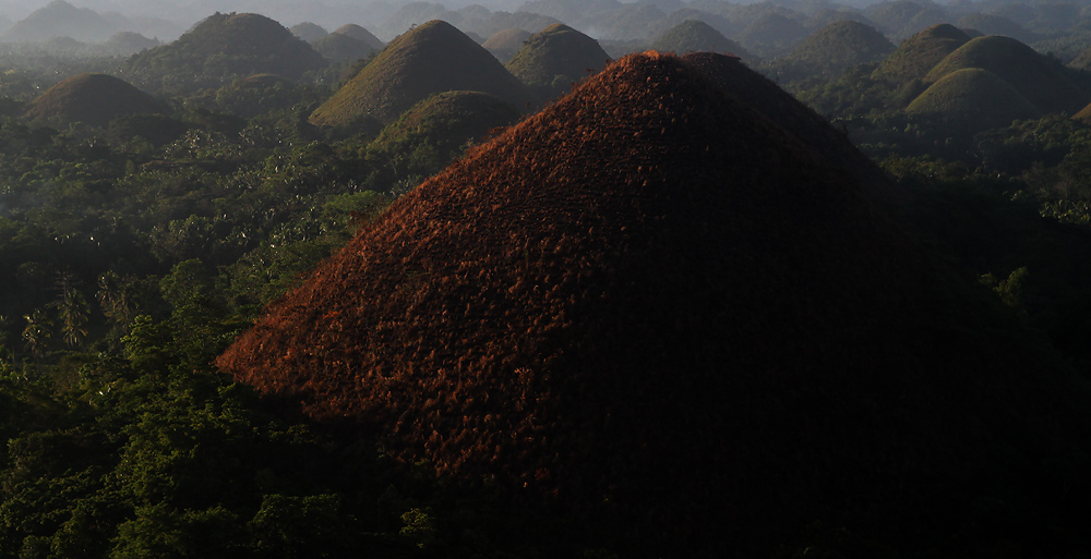 Good Morning Chocolate Hills