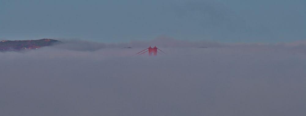 Good Morning Golden Gate Bridge
