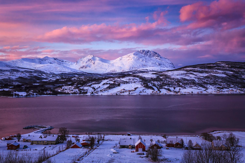Good morning, Norway!