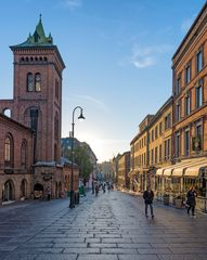 Good morning, Oslo II