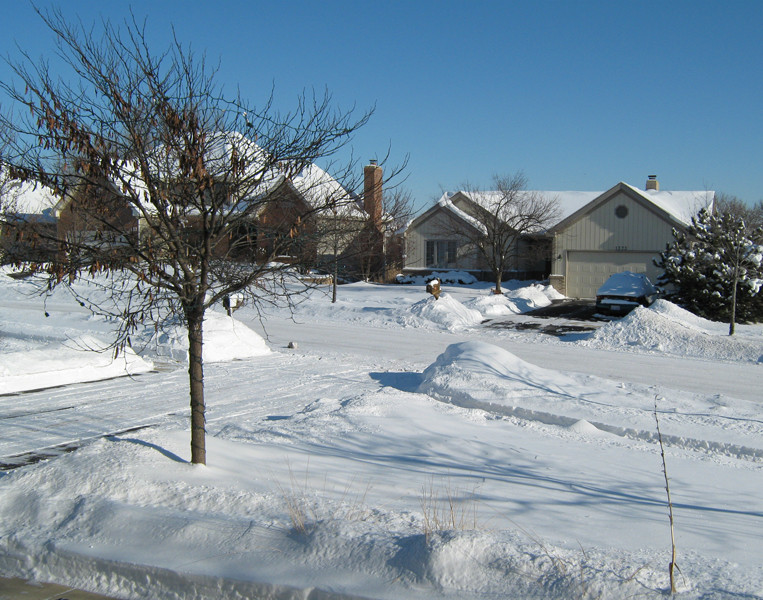 Good Morning, Snow.