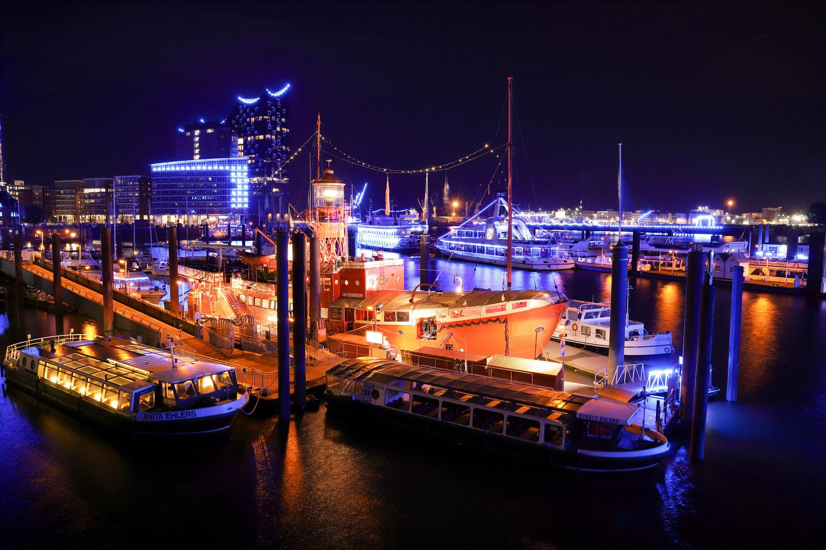 Good Night Hamburg