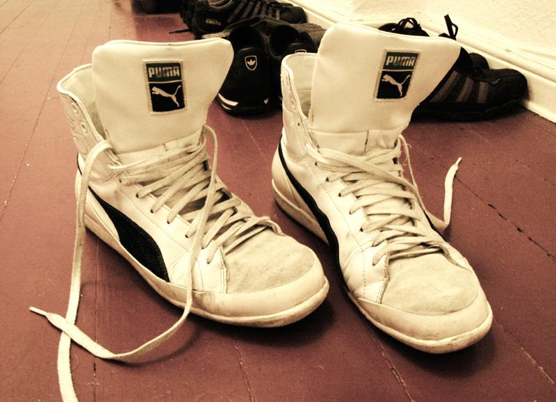 Good Old Shoe