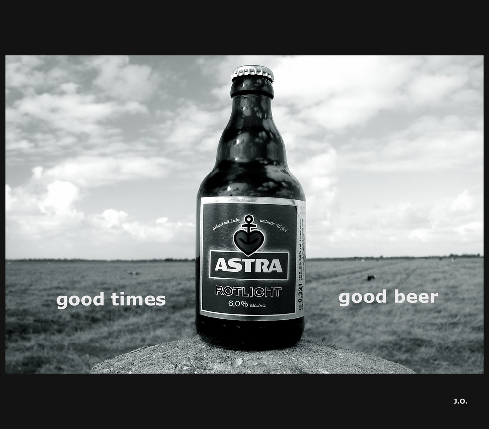 good times . good beer
