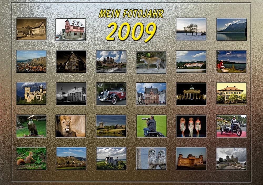 """""""GOODBYE 2009 - WELCOME 2010"""""""