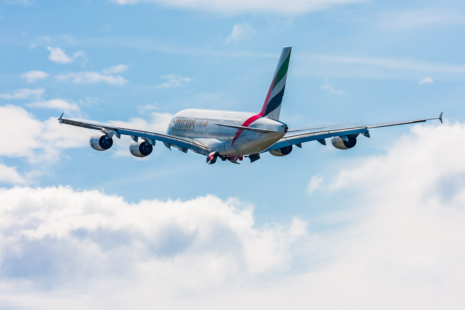 Goodbye Airbus A380