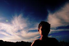 Goodbye blue sky