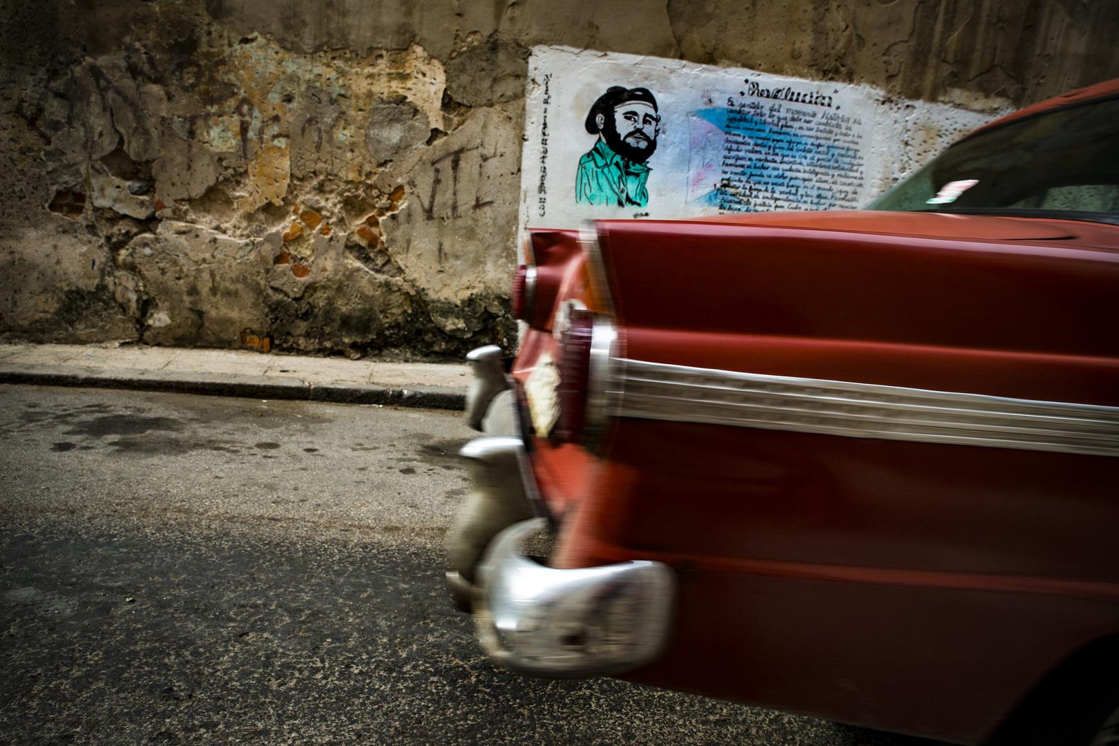 Goodbye Fidel