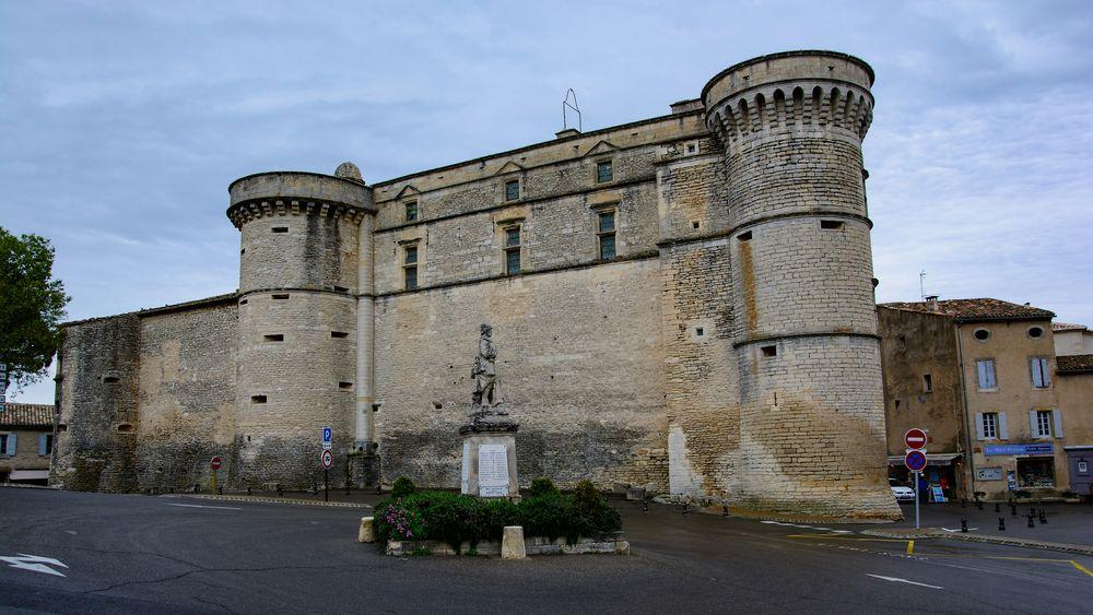 Gordes - Schloss