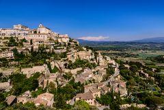 Gordes, Vaucluse, Provence, Frankreich