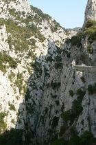 Gorges de Galamus (dpt 11 et 66)