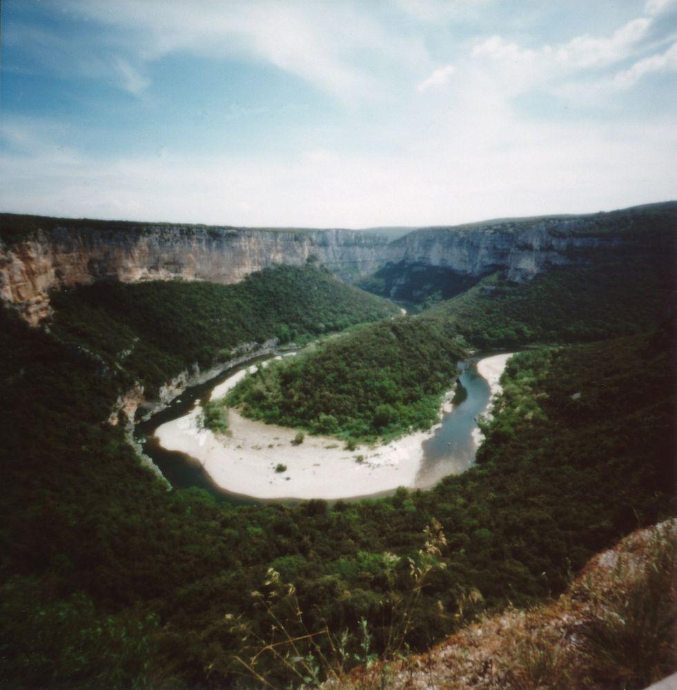 Gorges de l'Ardéche - Südfrankreich