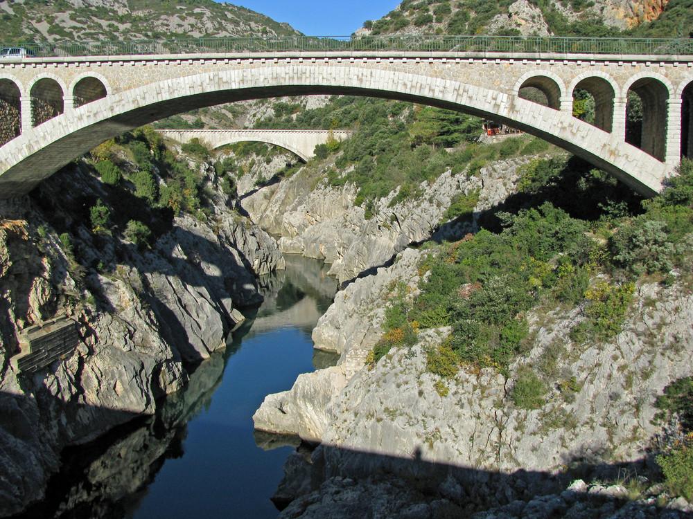 gorges de l'Hérault