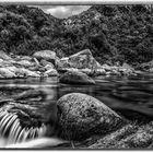 Gorges de Spelunca. Photographed in Corsica.
