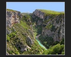 Gorges du Verdon -III-