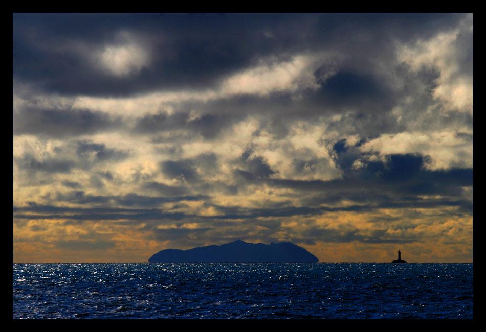Gorgona island