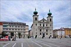 Gorizia - Piazza della Vittoria