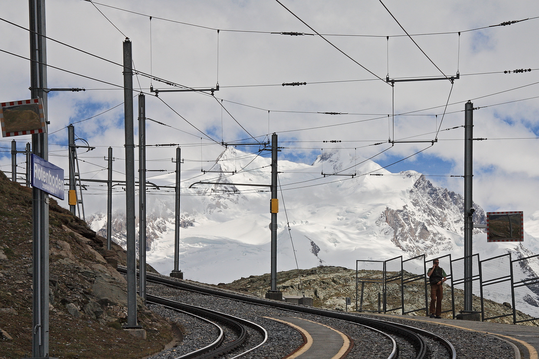 Gornergrat-Bahnstrecke