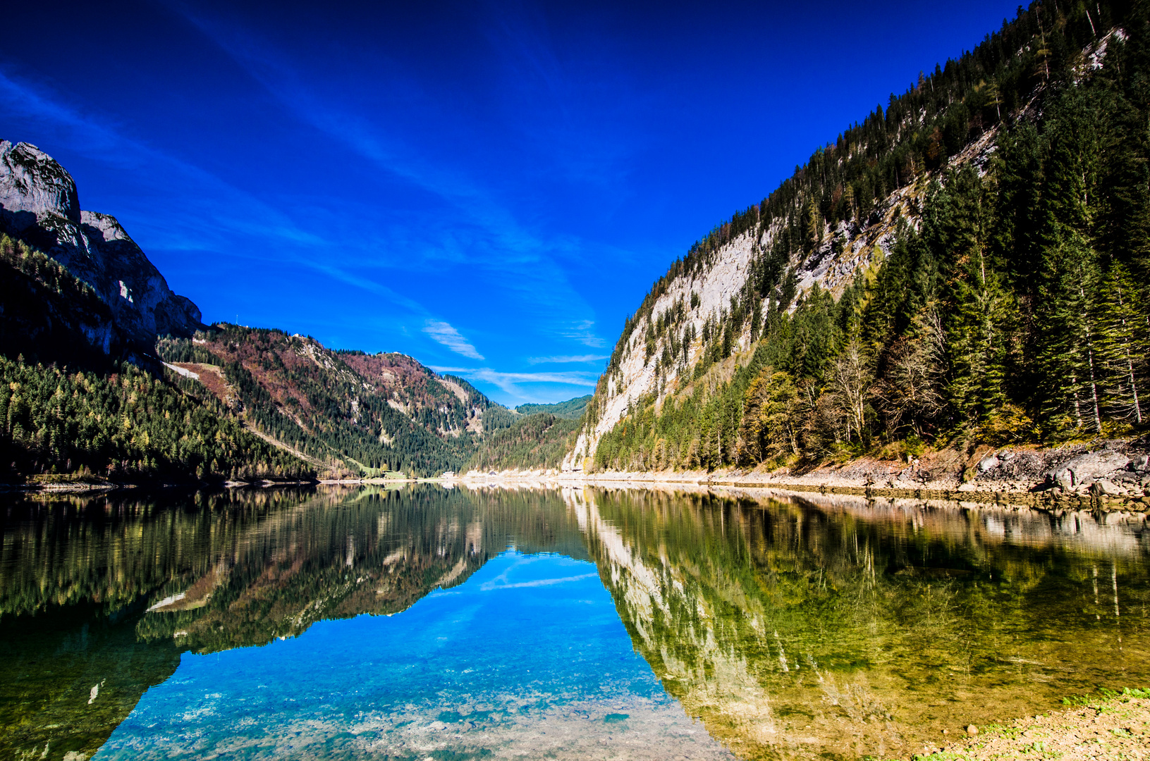 Gosausee 19.10.2014 (1)