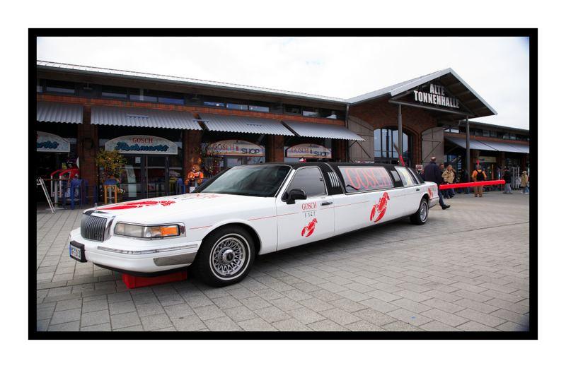 Gosch Fisch-Taxi