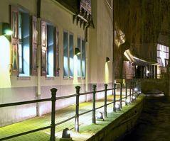 Goslar - Abzucht beim Nacht