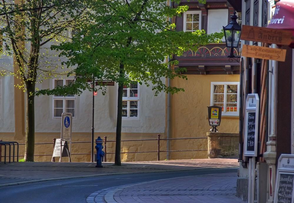 Goslar am Frühenmorgen
