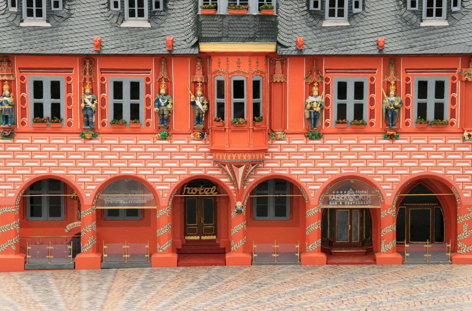Goslar en miniature