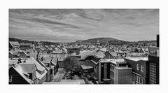 """GosLar - Stadt- Mitte """" Blick auf die Altstadt; dem Breiten-Tor,  und zum Sudmerberg """""""