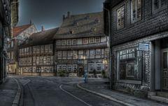 """Goslar - Stadt - Mitte """" Fachwerkhäuser in der Marktstrasse """""""