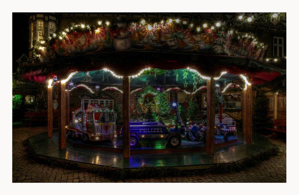 """GosLar-Stadt-Mitte """" GosLarer - Weihnachtsmarkt-Impressionen """""""
