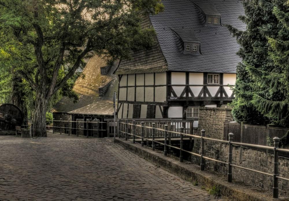 """Goslar-Stadt-Mitte """" Lohmühle """""""