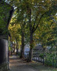 """GosLar - Unter- Stadt """" Herbstimpressionen, am Mittag """""""