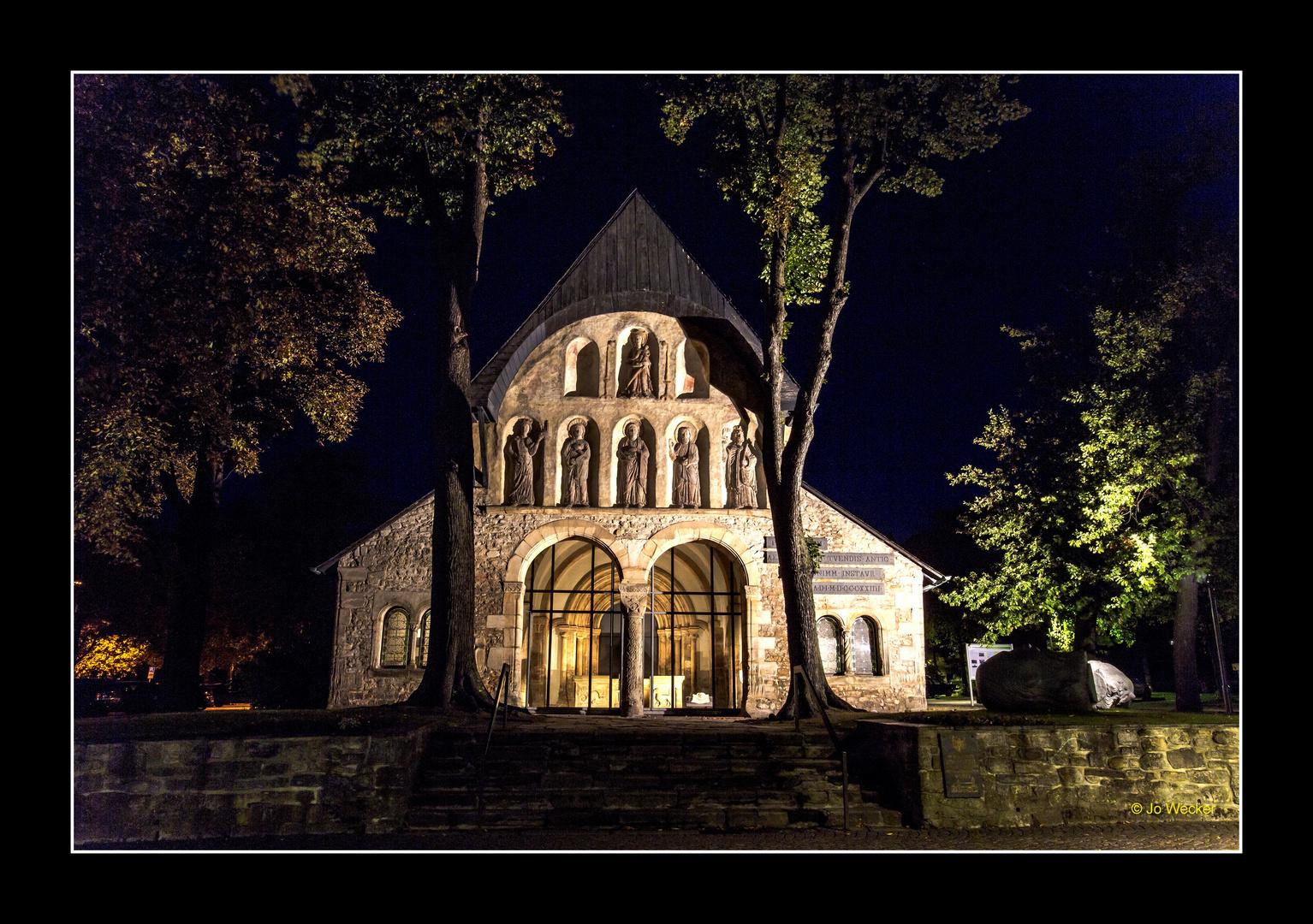 Goslarer Dom genannten Kirche...!